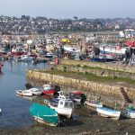 Newlyn Harbour self catering
